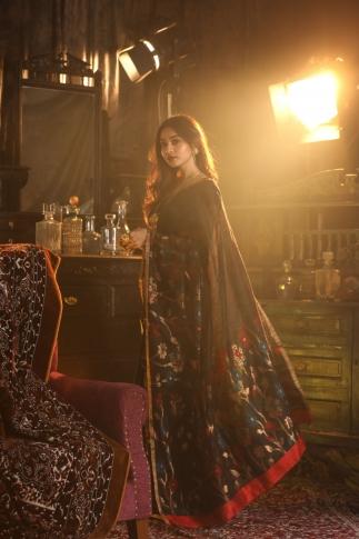 Black Pure Matka Silk Saree With Jamdani Work 2